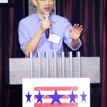 韓國瑜批蔡意識形態治國 喊話「和美國站一起」