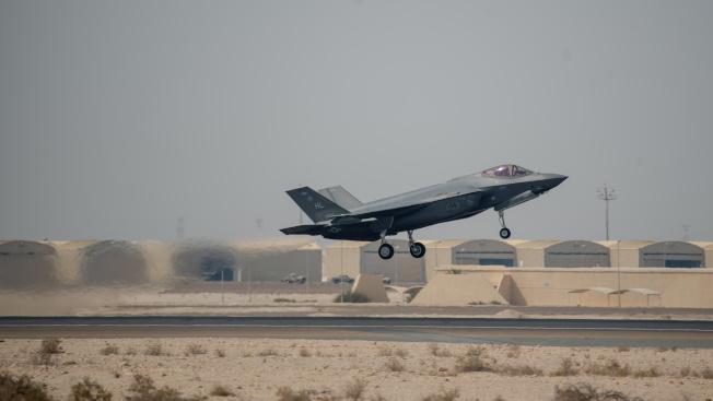 北韓不斷挑釁,南韓低調接收F-35A戰機。(路透)