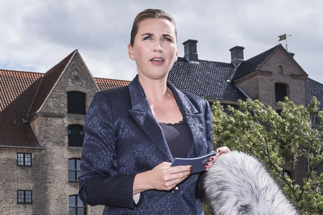 丹麥總理佛瑞德里克森稱格陵蘭島不賣,直言態度惹惱川普總統,取消下周訪問丹麥。她21日表示非常意外。(Getty Images)