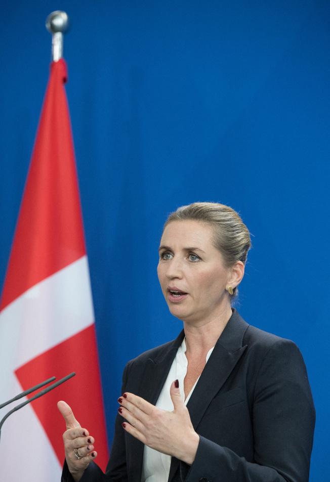 丹麥總理佛瑞德里克森稱格陵蘭島不賣,直言態度惹惱川普總統,取消下周赴丹麥訪問。(美聯社)