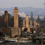 保險業拒與35萬加州高山火風險家庭續約