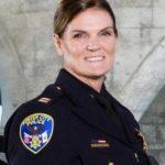 艾維娜 接任佛斯特市警局長