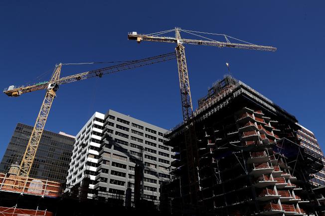 調查發現,開發商對灣區房地產市場沒有信心。(Getty Images)
