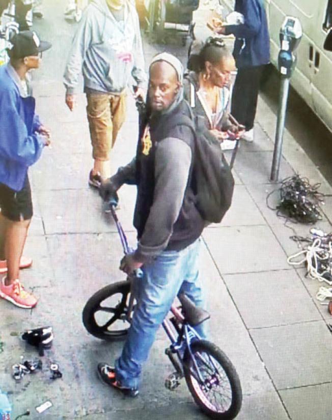 金山越華男遭非裔攻擊不治警逮1嫌