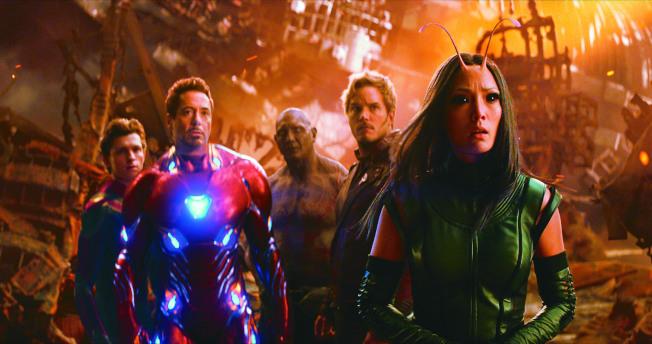 未來蜘蛛人恐將無法再和漫威英雄銀幕上併肩作戰。(取材自IMDb)