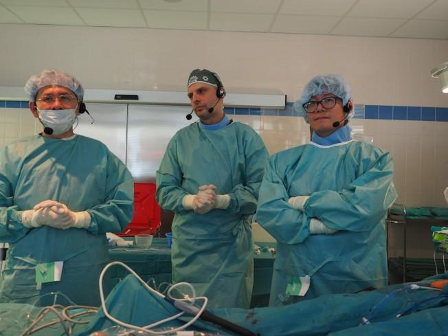 台北榮總副院長陳適安研發的心房顫動電燒手術,治療成果享譽全球。