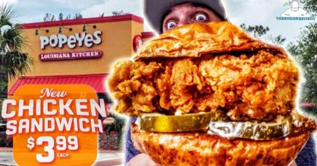 「Popeyes VS Chick-fil-A,誰才是美國第一炸雞王?」19日,Twitter 上的 #Popeyes 登上熱門關鍵字搜索,引爆美國炸雞爭霸的社群熱議。圖非此次引發網路話題的 Popeyes 新產品。 圖/Youtube theendorsement