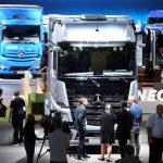 賓士將在中國生產重型卡車