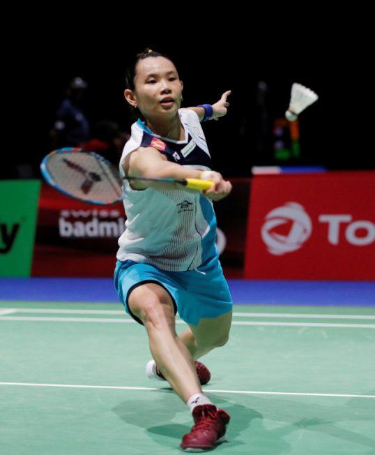 世錦賽╱兩局都逆轉 戴資穎「超抗壓」拍落南韓好手晉級8強
