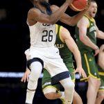 世界杯男籃╱沃克領軍熱身賽 美男籃逆轉力擒澳洲隊