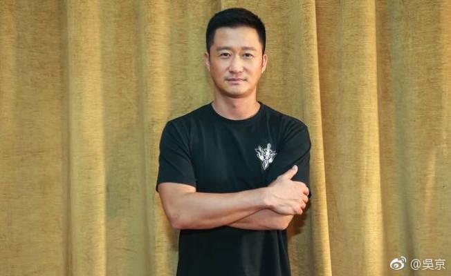 隨著近些年《戰狼》等電影作品的上映,吳京是越來越火。(取材自微博)