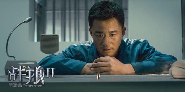 吳京自導自演的《戰狼II》大獲好成績,續集卻未獲批開拍。(取材自豆瓣電影)