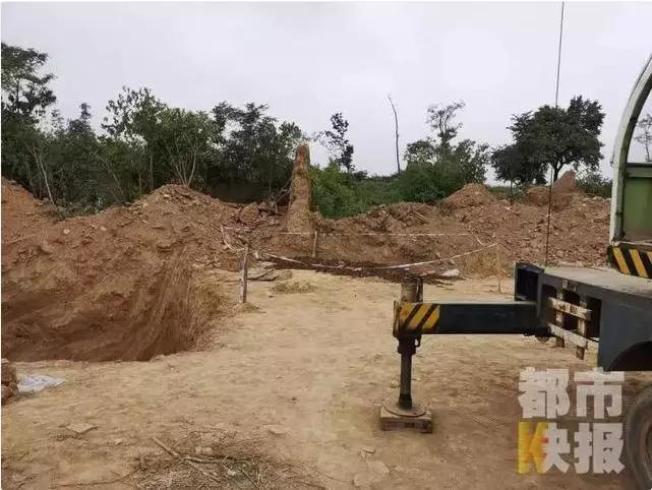 陝西12歲女童失踪11天後,附近枯井挖出一具女屍。(取材自都市快報)