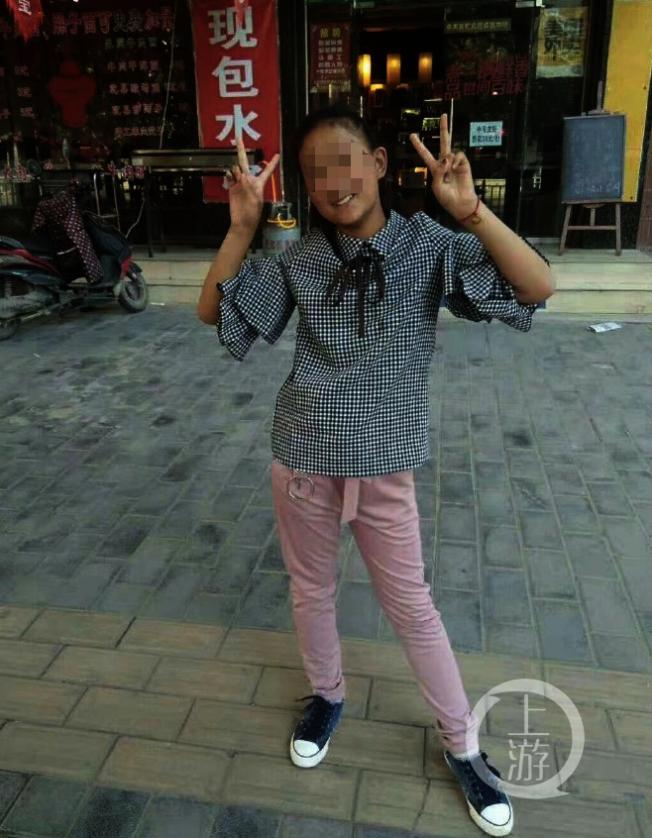 陝西12歲女童失踪多日。(取材自都市快報)