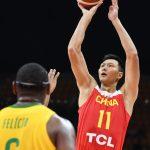 世界杯男籃╱中國熱身賽不敵巴西 還恐賠上周琦