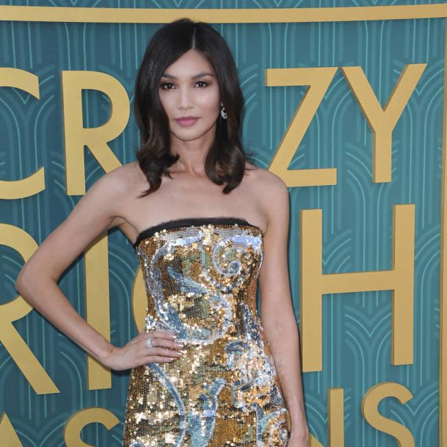 英國華裔女星陳靜成為首位在漫威出演兩個完全不同角色的女星,繼「驚奇隊長」中演配角後,目前加入「永恆族」出演女主角。 (資料圖片)