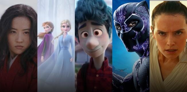 迪士尼24日公佈了未來多部作品新片花。 (迪士尼圖片)