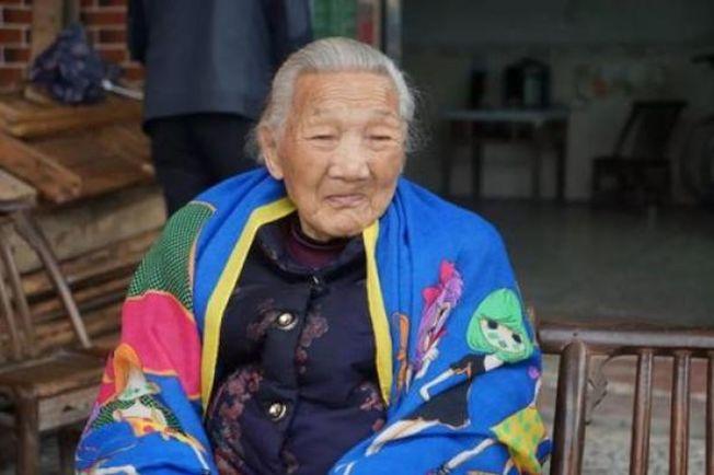 原二戰時期日軍慰安婦制度受害倖存者楊桂蘭21日去世,享壽99歲。(取材自微信)
