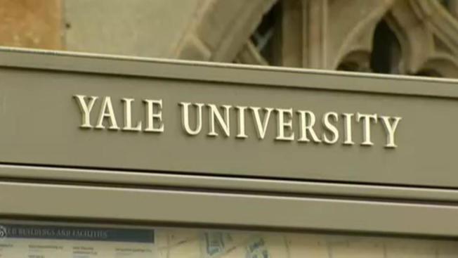 耶魯大學。