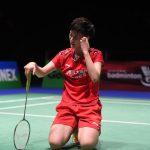 羽球世錦賽╱不敵辛德胡 陳雨菲無緣爭后、升到世界第二