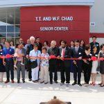 中華文化服務中心 新樓開幕
