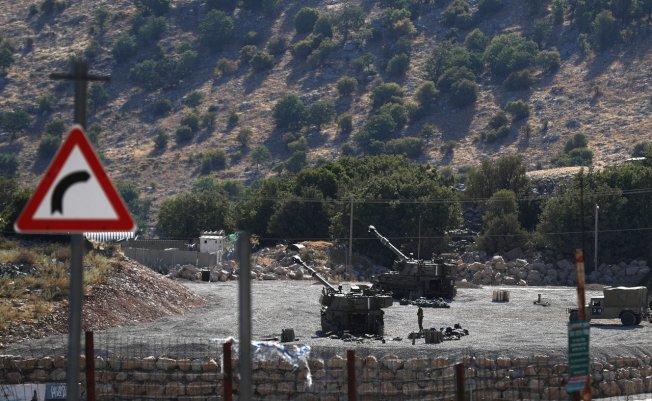 為避免伊朗出動無人機轟炸以色列,以國空軍空襲了敘利亞境內的伊朗目標。 歐新社