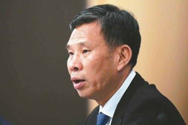 中國財長劉昆。 歐新社