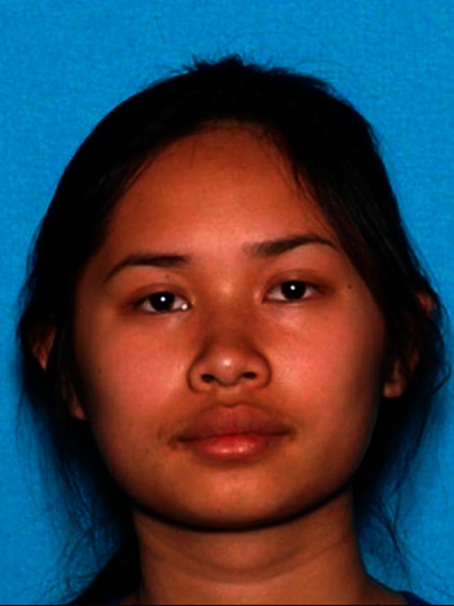 越裔女子Mina Lynn Tran失蹤。(洛縣警局提供)