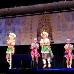 台東原住民舞團法拉盛演出 「台灣給世界的禮物」