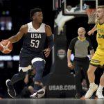 世界杯男籃╱美男籃吞13年首敗 米契爾、沃克誓言團隊進化