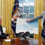 川普又發高論!何不派美軍用核彈炸颶風?