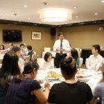 紐約人壽法拉盛分行職業研討會