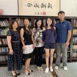 千橡市非營利組織LWPF  致力提高華裔學子素質
