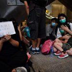 林鄭閉門晤青年:警隊抗拒獨立調查