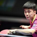 乒乓╱18歲林昀儒連克2前球王 捷克奪冠被看好戰東奧