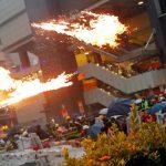 暴力升級?警2天逮86人   警:示威者也襲擊不同意見市民