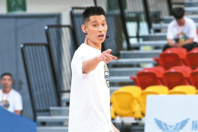 林書豪確定從NBA轉戰大陸CBA,北京首鋼籃球俱樂部27日與林書豪簽約。 聯合報系資料照片