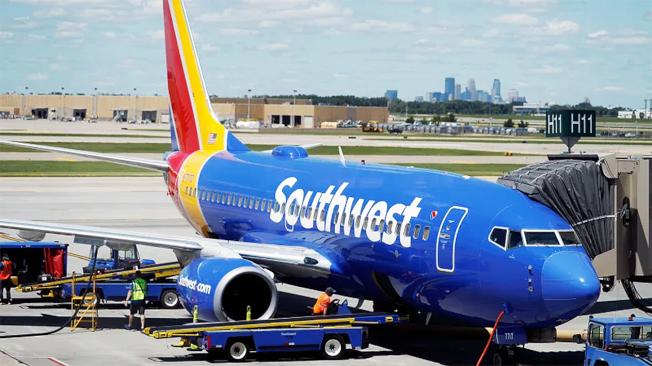 總部設於達拉斯的西南航空,是顧客忠誠度最高的國內航空公司。(Getty Images)