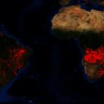 「非洲之肺」火在燒 比亞馬遜雨林多5倍