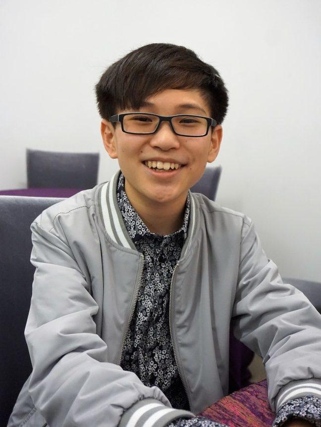 趙家正因為「一級玩家」聲名大噪。(本報資料照片)