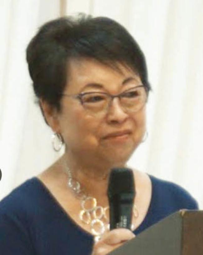 社區志願者的獲獎者是井村(Georgette Imura。(APAPA 媒體部/曾洪攝影)