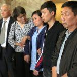 章瑩穎家人返回中國 帶女兒回家心願落空