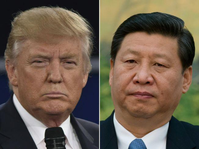 美國與中國關系悪化已從經貿領域擴大到軍事安全,美中雙方自9月1日起,都要相互課徵新關稅,川普總統與習近平主席要謹慎行事。(Getty Images)