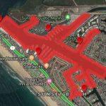 下水道阻塞 6萬加侖污水外洩 杭廷頓港關閉