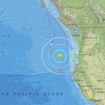 加州俄勒岡邊界外海爆發規模6.3地震 未傳傷亡
