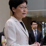 路透:北京拒林鄭「撤回」修例 對5訴求全說不
