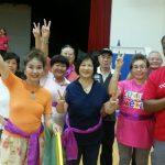 中華保健中心「≤65歲趣味運動會」 9月14日舉行