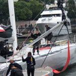 15天橫渡大西洋  16歲瑞典環保小戰士航抵紐約