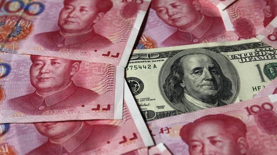 美國財政部5日正式把中國列為匯率操縱國。 (路透)