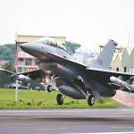 川普政府續推售台66架F-16V戰機 中方強烈抗議